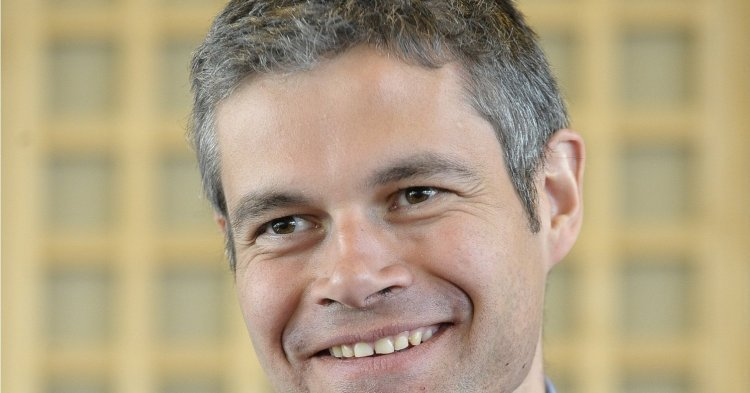 "Laurent Wauquiez - ""Looking at sport in relation to all the issues it covers"""