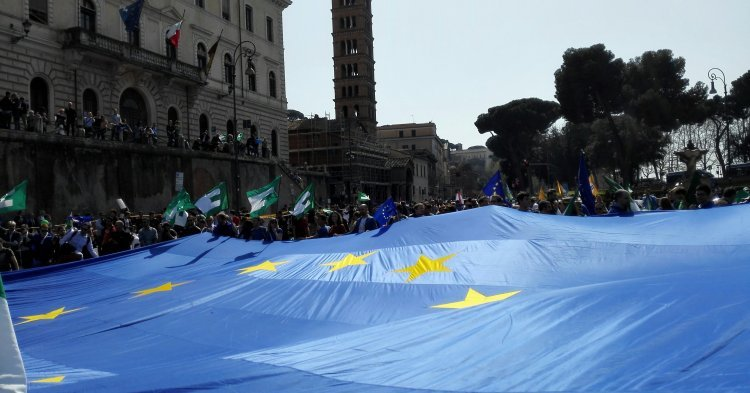 March of Europe in Rome: An Awakening of Civil Society