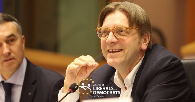 Verhofstadt : « Commission could be a small but effective European government »