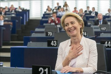 What von der Leyen said about health policy in her State of the European Union address