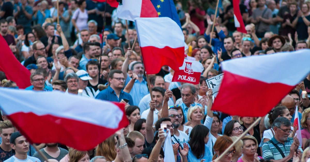 Stealing freedoms and getting away with it: Reproductive rights and rule of law in Poland